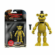 Funko Five Nights At Freddy's Golden Freddy Action Figure NEW Toys