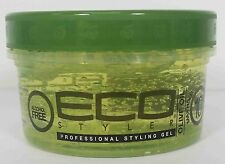 ECO STYLER OLIVE OIL STYLING HAIR GEL MAX HOLD ALCOHOL-FREE (8OZ)