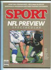 Sport NFL Preview 1986  Howie Long , Dale Douglas  MBX14