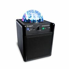 Ion Party Power Wireless Speaker with Party Lights iPA19C NEW