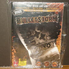 New/Sealed!~BulletStorm Prima Official Game/Strategy Guide~XBOX 360/PS3/PC