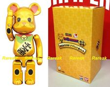 Medicom Bearbrick Manekineko 200% Chogokin Lucky Cat Gold Neko Be@rbrick