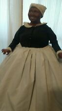 """Franklin Mint Mammy Porcelain Doll 1989 Gone With The Wind  20"""""""