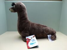 Disney Store Gerald The Sealion Finding Dory Seal Soft Toy Plush BNWT Nemo