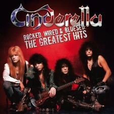 AMAZING! CINDERELLA **ROCKED, WIRED & BLUESED: THE GREATEST HITS** METAL ROCK CD