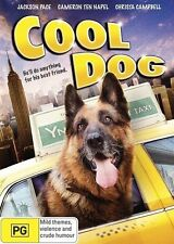 Cool Dog = NEW DVD 2014 COMEDY A BOY'S BEST FRIEND GERMAN SHEPHERD DOG R4