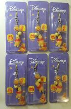 Disney Winnie the Pooh Phone Bag Cell Strap Charm 24 Pcs Wholesale On Sale