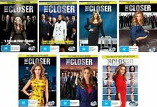 The Closer COMPLETE COLLECTION Season 1-7 : NEW DVD