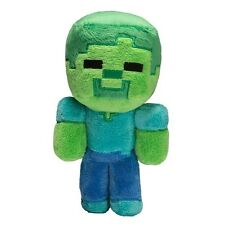 """Official JINX Minecraft - Baby Zombie - 8.5"""" Plush"""