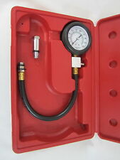 Flex Drive Compression Tester Works On Boats And Motorcycle Engines With Case