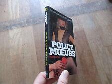 POLICE DES MOEURS 33 les scandaleuses de singapour  1984 pierre lucas