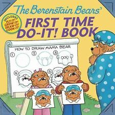 Berenstain Bears' First Time Do-It! Book by Jan & Stan Berenstain c2014 NEW PB