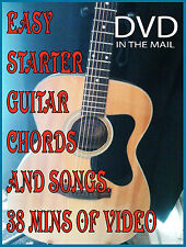 Beginner Guitar Video Lesson 3 Pack DVDs Chords, Solos & Scales