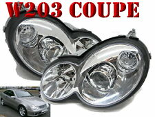 W203/C203 2001-2008 01-08 Sportcoupe Coupe Projector HEADLIGHT CH Mercedes Benz