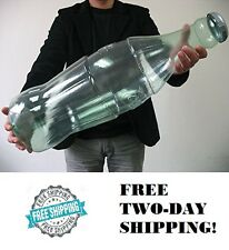 Cola Bottle Bank Storage Coin Adult Kid Decor Show Collection Store Gift Large