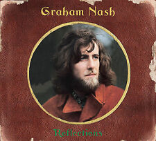 Graham Nash-Reflections CD NEW