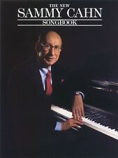 The New Sammy Cahn Songbook Sheet Music P V G Composer Collection Book 002500665