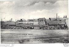 """Photographie - Locomotive articulée système """"Garratt"""" construite en 1931"""