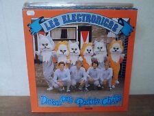 """LP 12"""" - LES ELECTRONICAS - Danse des petits chats - NM/NM - TELSTAR - TAR 19978"""