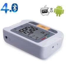 Bluetooth Fully Automatic Upper Arm Blood Pressure Monitor for IOS & Android LN