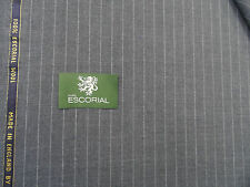 100% ESCORIAL WOOL SUITING FABRIC( LENGTH 4.30  MT)