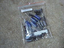 One Capacitors kit for Commodre Amiga A2000 revision 6.x