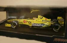 MATTEL HOT WHEELS 26744 Jordan EJ10 Mugen Honda F1 model race car J Trulli 1:18