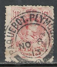 Spain YV 244  ShipCANC PAQUEBOT.PLYMOUTH   VF