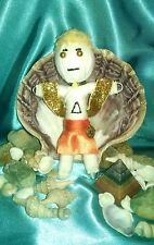 """Authentic """"Lugh"""" Celtic Summer Ritual Voodoo Doll 7 pins guide Karma Keepers"""