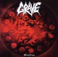 GRAVE SOULLESS CD NEW