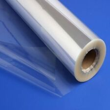 80cm x 100m CELLOPHANE ROLL CLEAR FLORIST/CRAFT FILM WRAP, HAMPER GIFT WRAP