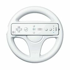 Official Nintendo Wii Wheel Wii Remote Controller Not Included Very Good 3Z