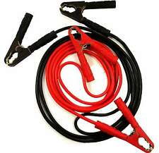 12FT 35mm Positive and Negative Battery Jump Leads Booster Cables Red Black