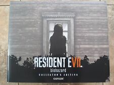 NEW Resident Evil 7 Biohazard Limited Collector's Edition Sony PlayStation 4 PS4