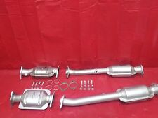 Fit All 4 Nissan Xterra Catalytic Converters 4.0L 2005 2006 2007 2008 2009 2010