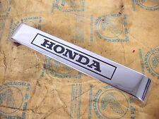 Chrom Gabelblende Gabelcover / Cover Front Honda CA 125 Rebel, CMX 250 C - MC13