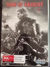 Sons Of Anarchy : Season 1 (DVD, 2011, 4-Disc Set) region 4