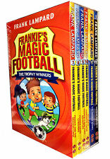 Frankies Magic Football Series 2 Frank Lampard Collection 6 Books Set Adventure