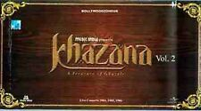 KHAZANA VOL 2 - A TREASURE OF GHAZALS - 5 CDs SET