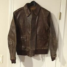 Original Cable A2 Flight Jacket Excellent Condition