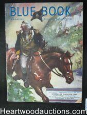Blue Book Jul 1951 W. C. Gault, Pentecost, Nelson Bond