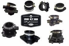 POLARIS - 600 XC XCR XLT TOURING - INTAKE FLANGE CARB BOOT  #3084673