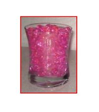 14g pkg. crystal water beads & centerpiece wedding decorations pictures & colors