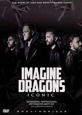 Imagine Dragons: Iconic - Unauthorized (DVD, 2014)