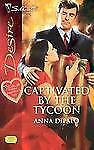 Captivated By The Tycoon (Silhouette Desire) by Depalo, Anna