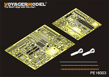Voyager PE16003 1/16 WWII King Tiger Basic Detail set for Trumpeter/Tamiya
