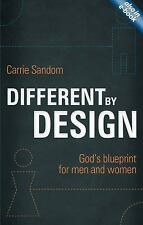 Different by Design: God's blueprint for men and women