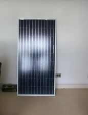 NEW 140W 12v Energy+ Solar Panel - Polycrystalline - MC4 Connectors - TUV ISO UK