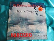 Rare Miami Latin LP: Narcisho ~ He Perdido Una Perla ~ Audio Latino ALS 2975