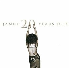 20 Y.O. by Janet Jackson (CD, Sep-2006, Virgin)